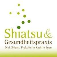 Shiatsu und Gesundheitspraxis Juen Kathrin