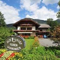 Ferienhof ALTEPOST Memmer
