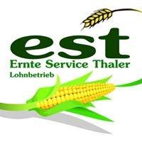 Ernte Service Thaler Lohnbetrieb