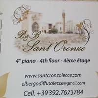Sant'Oronzo B&B - Lecce/Salento/Apulia/Italy