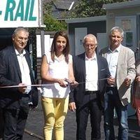 Vélo rail Saint Loup Du Gast
