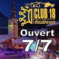 Club 18 - La Clusaz