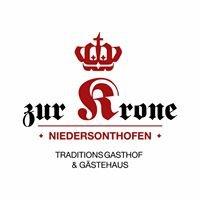 """Traditionsgasthof & Gästehaus """"Zur Krone"""""""