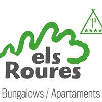 Camping Els Roures (página oficial)