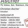 EP: Ascher