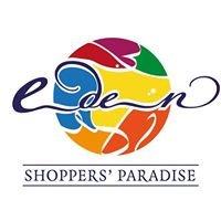 Eden shoppers' paradise