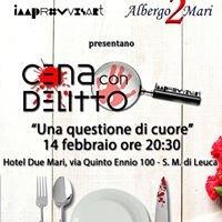 Hotel Albergo & Ristorante 2 Mari - S.M.di Leuca-Salento