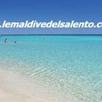 Le Maldive del Salento- sito web di Case Vacanza- Agenzia Cordella Immobili