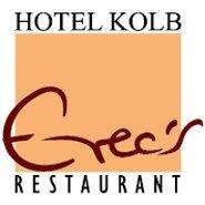 HOTEL KOLB - Erec's Restaurant