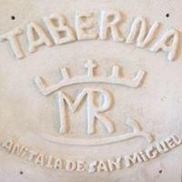 """Taberna """"Cuevas Anita la de San Miguel"""""""