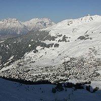 Siviez / Haute-Nendaz / Domaine skiable des 4 Vallées
