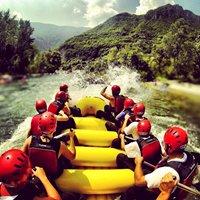 Ivan Team Rafting sul Brenta Valstagna in Veneto