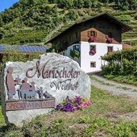 Martscholerhof - Törggelen in Südtirol