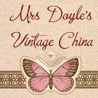 Mrs Doyle's Vintage China