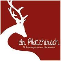 dr Platzhirsch Onlinemagazin aus Hohenlohe
