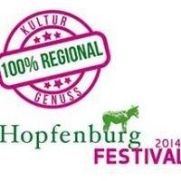 Hopfenburg-Festival