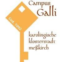 Campus Galli - karolingische Klosterstadt Meßkirch
