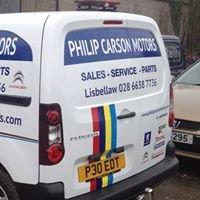 Philip Carson Motors