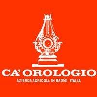 Ca'Orologio - Baone, Vino e Ospitalità in Veneto