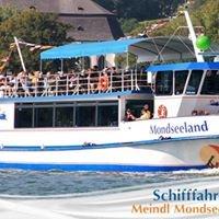 Schifffahrt Meindl Mondsee