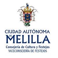 Viceconsejería de Festejos de Melilla