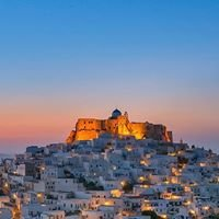 """Astypalea : a """"Butterfly"""" in the Aegean"""