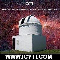 ICYTI - OBSERVATORIO ASTRONOMICO  DE LA CIUDAD DE MAR DEL PLATA