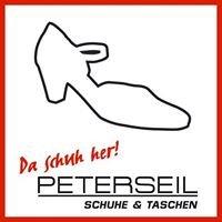 Peterseil Schuhe und Taschen