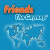 Friends The Gaymap