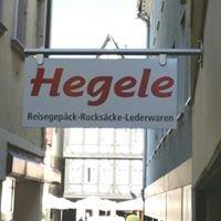 Hegele - Reisegepäck, Rucksäcke, Lederwaren