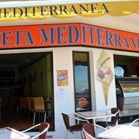 pizzeria heladeria dieta mediterranea
