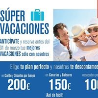 Halcón  Viajes  Cantillana