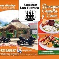 Restaurant Las Fuentes