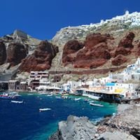 Bay Of Ammoudi, Santorini Greece