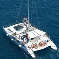 Blue Spirit Catamaran