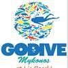 GoDive Mykonos PADI scuba diving center