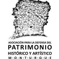 Asociación para la Defensa del Patrimonio Histórico-Artístico de Monturque