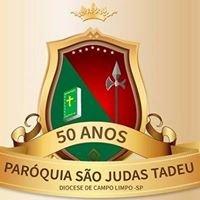Paróquia São Judas Tadeu - Diocese de Campo Limpo, SP