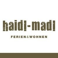 Haidl-Madl Ferien&Wohnen