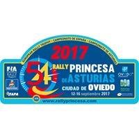 Rally Princesa de Asturias Ciudad de Oviedo