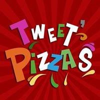 Tweet pizzas