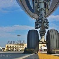 Aeropuerto de Sevilla SVQ