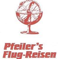 Pfeiler's Flug-Reisen
