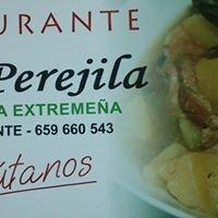 Restaurante La Perejila