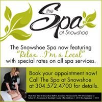 The Spa At Snowshoe