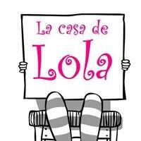 """Centro de atención especializada """"la casa de Lola"""""""