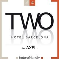 TWO Hotel Barcelona by Axel