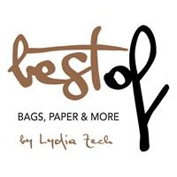 Best of - bags, paper & more by Lydia Zech