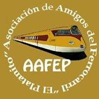 """Asociación de Amigos del Ferrocarril : """"El Platanito"""""""
