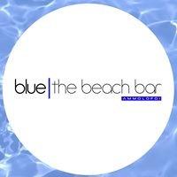 Blue / the beach bar